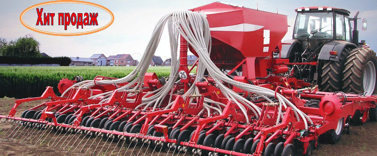 The unit is soil-cultivating sowing multifunctional APPM-6